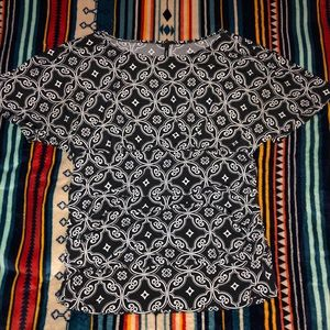 Maurice's brand size XL top